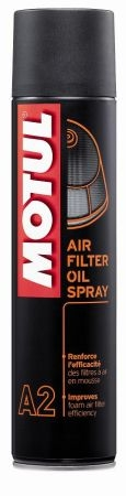 Spray curatare filtru aer moto Air Filter Spray 0 4L Motul