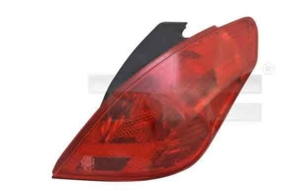 Tripla stop Lampa spate PEUGEOT 308 (4A_ 4C_) TYC 11 11883 01 2