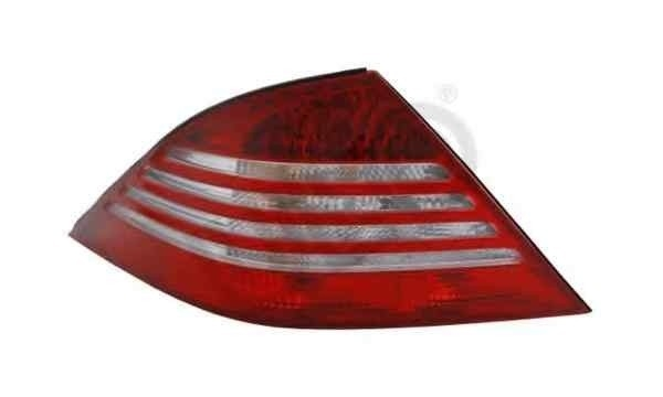 Tripla stop Lampa spate MERCEDES BENZ S CLASS cupe (C215) ULO 7426 01