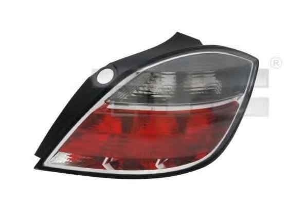 Tripla stop Lampa spate OPEL ASTRA H (L48) TYC 11 11336 01 2