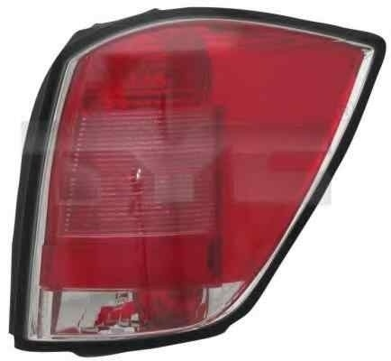 Tripla stop Lampa spate OPEL ASTRA H combi (L35) TYC 11 0509 01 2