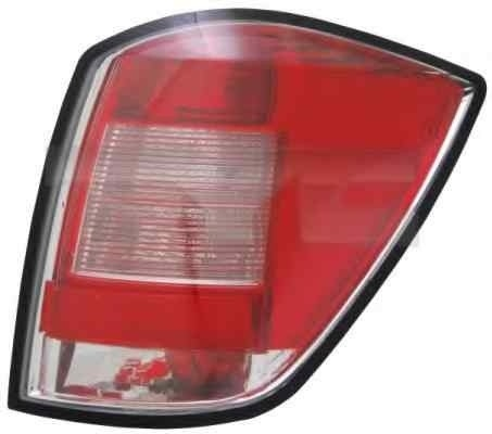Tripla stop Lampa spate OPEL ASTRA H combi (L35) TYC 11 0510 11 2