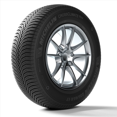Anvelopa ALL WEATHER MICHELIN CROSSCLIMATE SUV 235/60 R18 107W 0