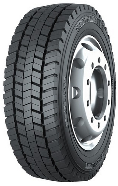 Anvelopa VARA SEMPERIT M470 225/75 R17.5 129/127M 0