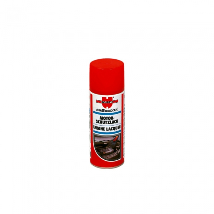 Lac protectie exterior motor Wurth, 400 ml