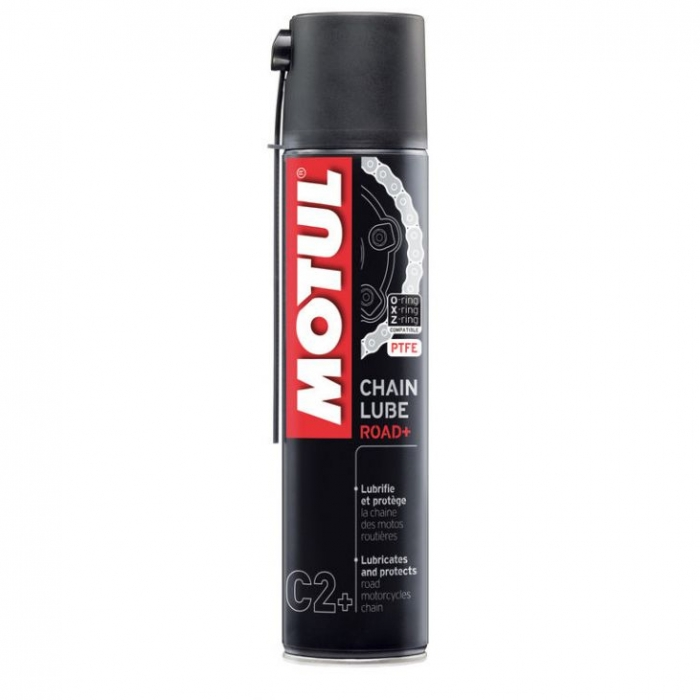 Spray ungere lant moto Motul CHAIN LUBE ROAD + 400ml